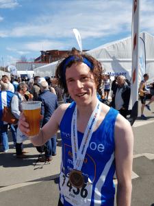 Greater Manchester Marathon Erdinger