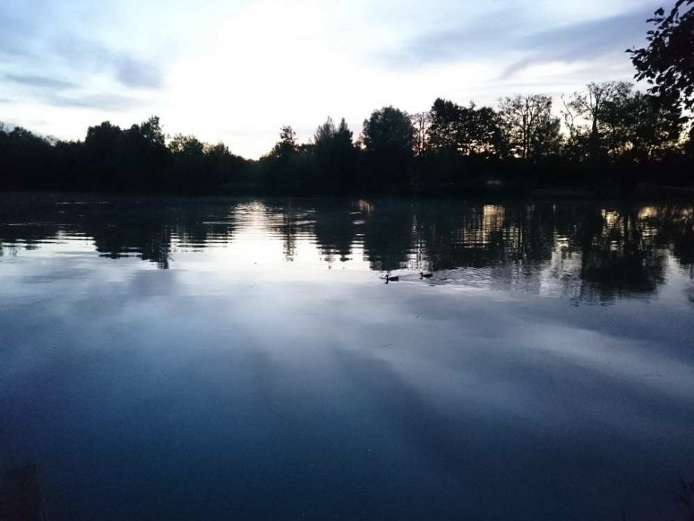 Dunwich Dynamo Needham Lakes