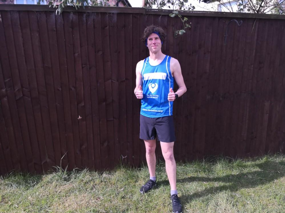 Half Marathon for The Christie
